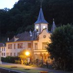 Lutzelbourg in the evening