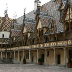 The famous Hospice de Beaune