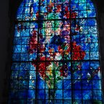 Chagall's stained glass window