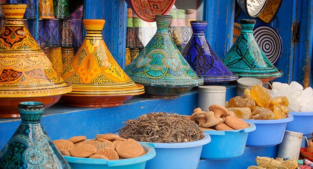small group tours toujours france magnificent morocco