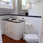 Spacious en-suite bathrooms