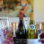 Premium Burgundy wines