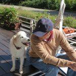 Jill the barge dog!
