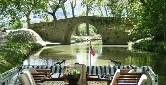 luxury barge emma canal du midi