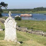 Clonmacnoise ruins