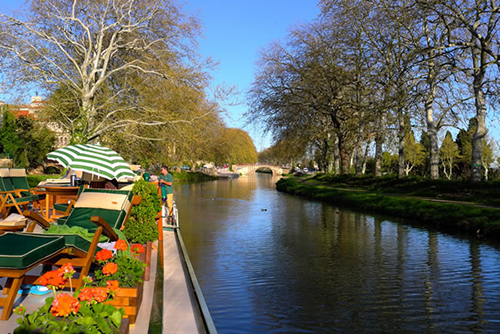 luxury barge cruise canal du midi