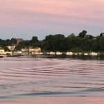Beautiful sunsets on the Shannon…