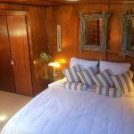 Exquisite decor in the spacious cabins