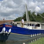 Finesse at mooring