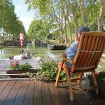 Beautiful cruising on the Canal du Midi