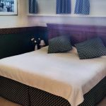 Saroche spacious cabins