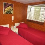 Bella Vita twin cabin