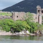 Urquhart Castle from Loch Ness