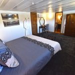 Extremely spacious cabins