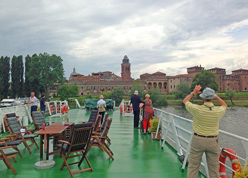 la bella vita luxury river cruise venice po river