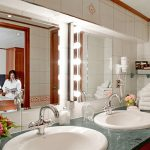 La Nouvelle Etoile spacious bathroom