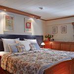 La Nouvelle Etoile spacious cabins