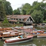 Fascinating wooden boat yard