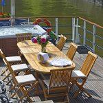 Panache spacious deck with jacuzzi