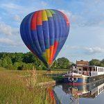 Optional hot air ballooning!