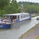 Renaissance cruising the Canal de Briare