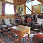 Scottish Highlander salon