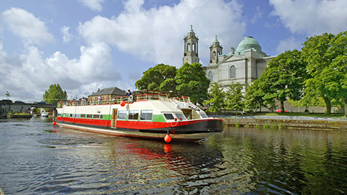 luxury riverboat ireland