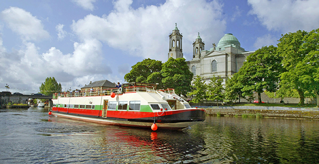 river boat ireland shannon princess