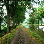 Peaceful waterways