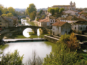 Idyllic waterways of Gascony