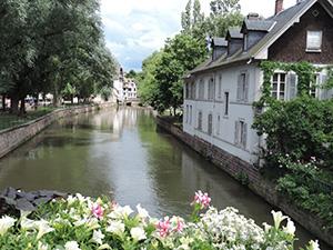Strasbourg - La Petite France quarter