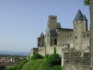 The magical walled city of Carcassonne